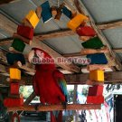 Extra Large Bird Swing MONSTER SWING  for Jungle Parrots