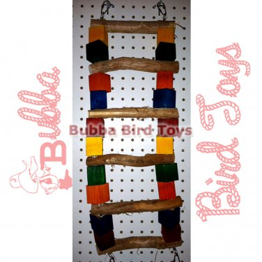 6 Rung Bird Cage Ladder for Medium Birds