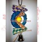Shreddable Cockatiel Bird Toy with Bell GUMBALL Shredding Bird Toy