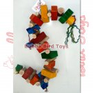 Extra Large Foraging Bird Toy for Parrots LARGE S Toys for Birds