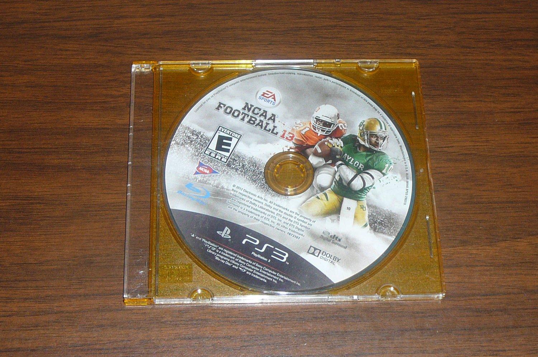 NCAA Football Video Game Playstation 3