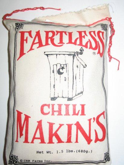 Fartless Chili Makin's