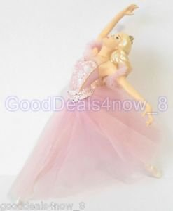 Hallmark Barbie 2001 Christmas tree Ornament Sugar Plum  doll Vintage
