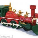 Christmas tree Ornament 2012 Lionel Nutcracker Route Train Locomotive engine Red