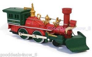 Christmas tree Ornament 2012 Lionel Nutcracker Route Train Locomotive engine Red