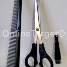 Wahl Clipper Comb Scissors for Deluxe Chrome 5 Star Magic Senior Color Pro BRUSH