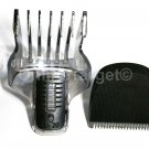 Philips Norelco Hair Clipper Extra Wide 41mm & 3-20 mm Hair Comb QG3398 QG3390