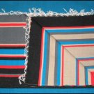 BEAUTIFUL Colorful Mexican Reversible Blanket SALE