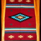 Southwestern Design Log Cabin Decor Rug 32 x 64 - #11