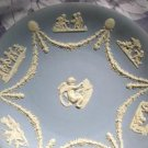 GORGEOUS WEDGEWOOD PLATE! CHERUBS! CLAMSHELLS! SWAGS!