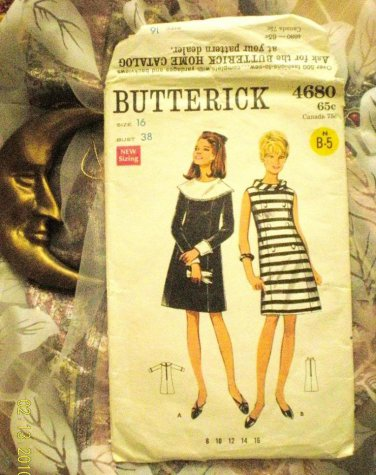 VINTAGE LATE 60'S! EARLY 70'S! MOD! HIP! FIVE (5) PATTERN LOT!