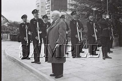 Israeli prime minister David Ben Gurion wonderful photo still #11