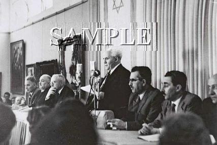 Israeli prime minister David Ben Gurion wonderful photo still #16
