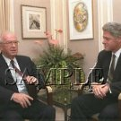 Israel prime minister Rabin with Bill Clinton in jerusalem wonderful photo still #3