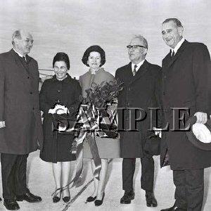 Israel prime minister Levy Eshkol U.S. President johnson wonderful photo still #21