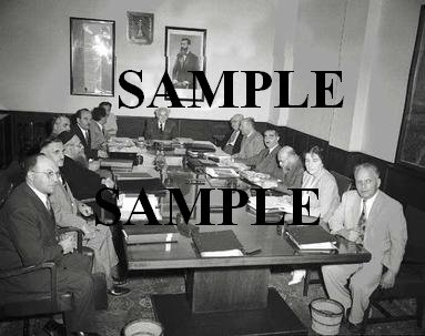 First meeting of the new israel cabinet ben gurion golda meir wonderful photograph #24