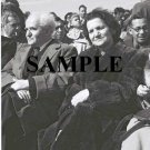 Israel prime minister david ben gurion with his wife at ceremony wonderful photograph #31