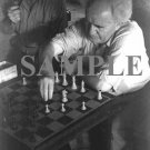 David ben gurion engoys a game of chess aboard an israel war ship wonderful photograph #33