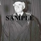 Israel prime minister David ben gurion after receiving honorary doctorate by university photo #45