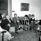 John F.Kennedy Roosevelt JR Golda Meir and David ben gurion photo #62
