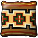 "~Set of 2~ 17"" HAYAT Western Southwest Design Tapestry Cushion Pillows"