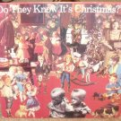 """BAND AID-DO THEY KNOW IT'S CHRISTMAS-USA 12"""" VINYL PS"""