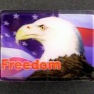 "Light-Up Patriotic ""Freedom"" Magnetic Pins     wholesale"