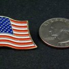 American Flag USA Patriotic Lapel Pin