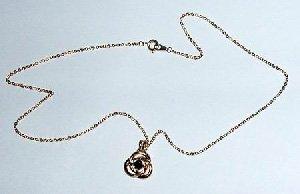14KT Gold Tone Necklace wholesale lot case of 144