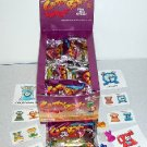 Exciting Crazy Bones Game in a Foil Pack (wholesale lot of 324)