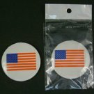 US Flag Buttons WHOLESALE lot of 150