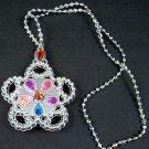 Light-Up Princess Jeweled Necklace (wholesale lot of 150) *******