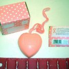 Pink Hope Soap on a Rope (wholesale lot of 144)