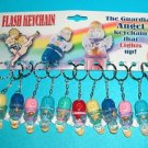 Guardian Angel Flashlight Keychain WHOLESALE LOT OF 200