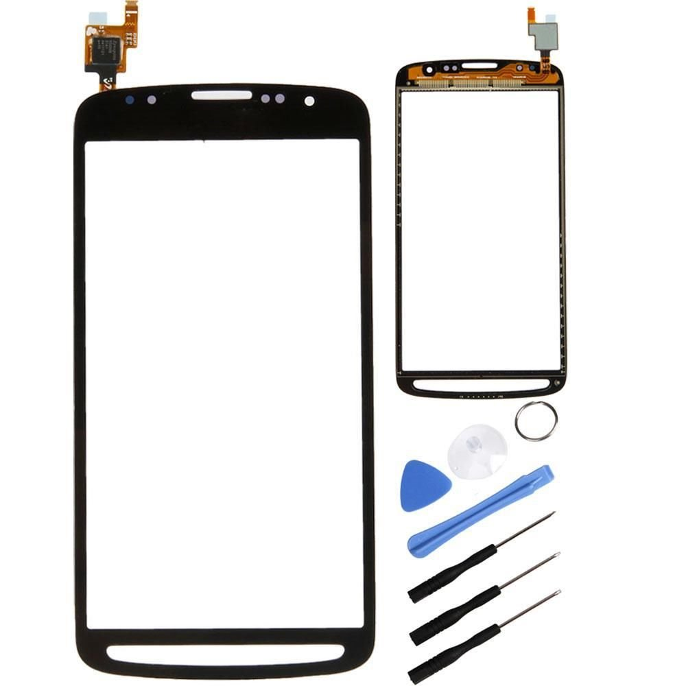 Front Touch Screen Glass Digitizer Panel Part for Samsung Galaxy S4 Active i9295 i537