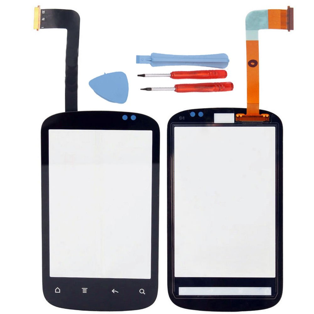 New Touch Screen for HTC Explorer A310e Digitizer Glass Lens Replacement + Tools