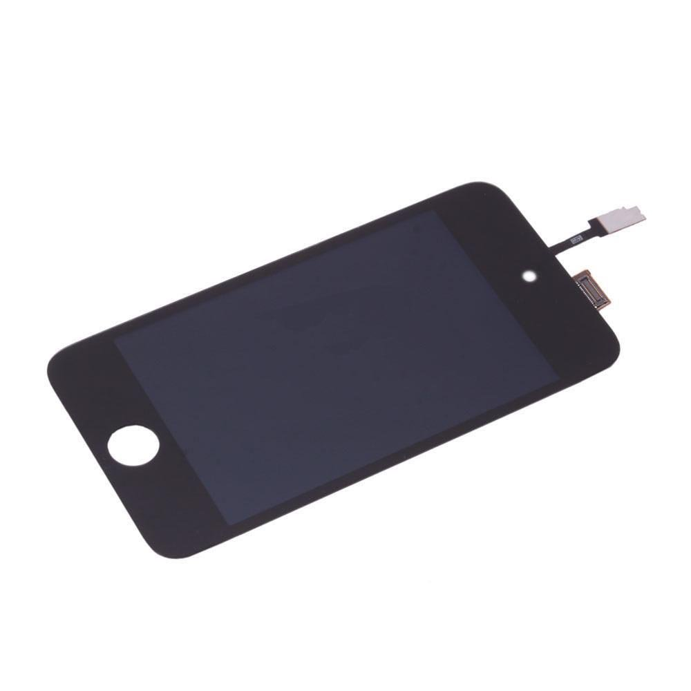 Replacement LCD Screen Digitizer Glass  for iPod Touch 4 4th Gen 4G Black