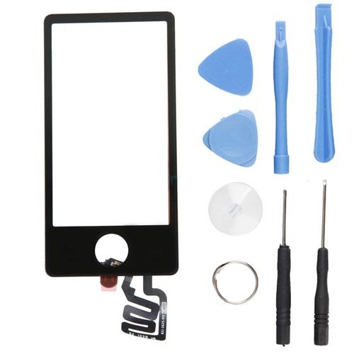 Apple ipod Nano 7 7th Gen Touch Digitizer Glass Screen Lens