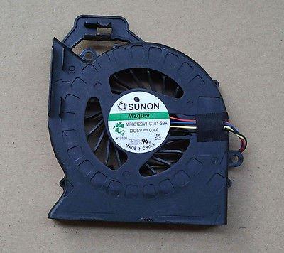 HP Pavilion dv7-6163us CPU Fan