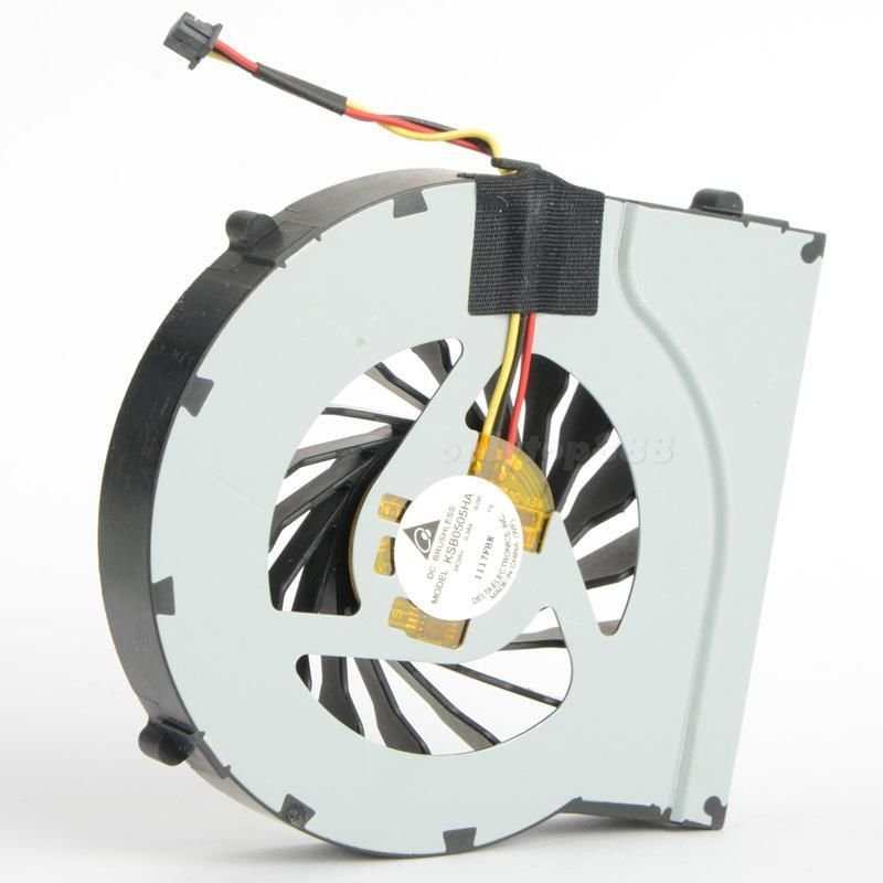 For HP Pavilion dv7-4050ea CPU Fan