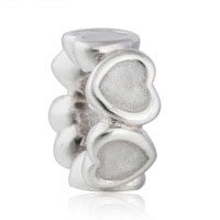 925 Sterling Silver Abundance of Love Spacer Bead