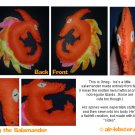 Felt Salamander Faetus
