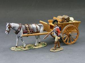 BR054 Supply Wagon Set