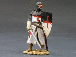 MK009 Standing Knight w/Sword & Shield