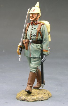 FW006-Marching Officer