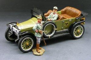 FW013-Kaisers Staff Car Set