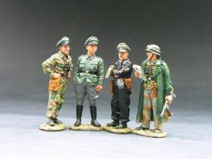 WS075-Summer German - Commander's Conference
