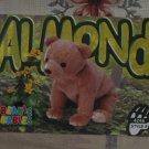 Beanie Babies Card 2nd Edition S3 1999 Almond