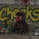 Beanie Babies Card 2nd Edition S3 1999 Cheeks