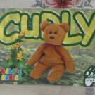 Beanie Babies Card 2nd Edition S3 1999 Curly